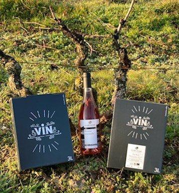 beaujolais rosé organic
