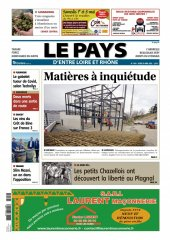 Journal le Pays - Avril 2021